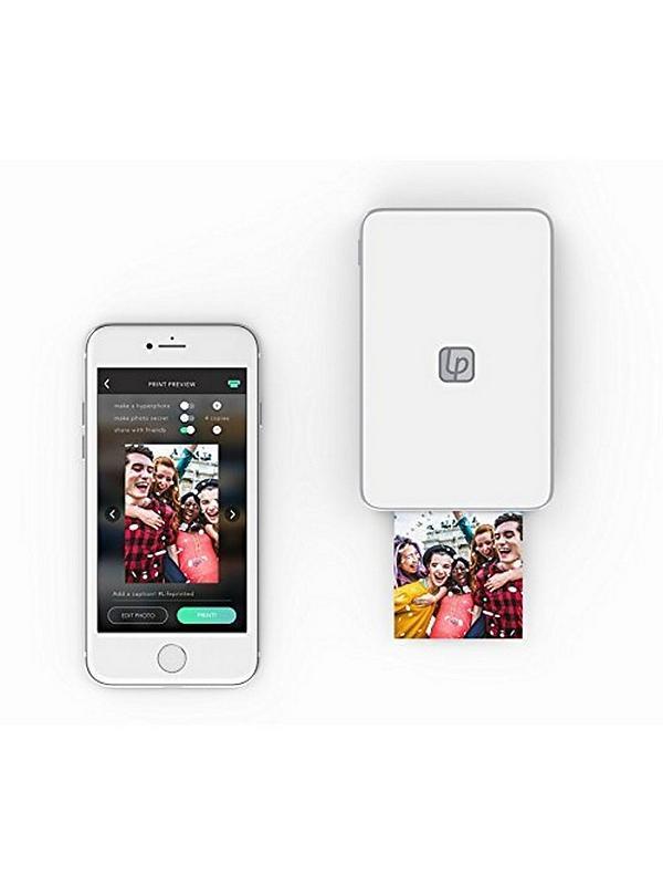 f0a356e4f8a6 Lifeprint Photo and Video Printer - White | very.co.uk