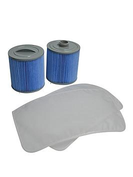canadian-spa-glacier-microban-100sqft-filter-set