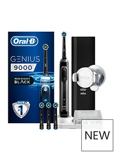 oral-b-genius-pro-9000-electric-toothbrush-black