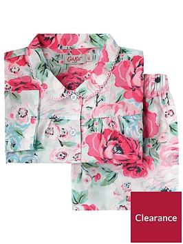 cath-kidston-girls-woven-print-pyjama-set
