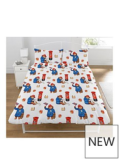paddington-bear-christmas-double-duvet-cover-set