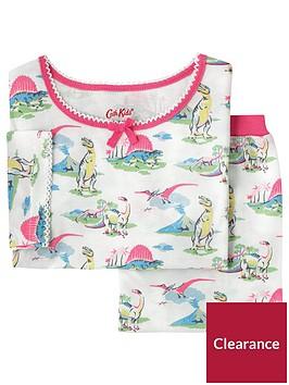 cath-kidston-girls-dino-print-jersey-pyjama-set