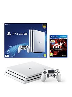 playstation-4-glacier-white-ps4-pro-console-with-gran-turismo-sport-365-psn-subscription-card-and-extra-dualshock-controller