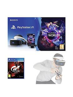 playstation-vr-vr-headset-with-playstation-camera-vr-worlds-and-gran-turismo-sport-with-optional-extras