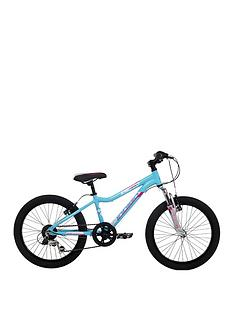 Indigo Shimmer Girls Bike 20 inch Wheel
