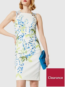 karen-millen-wisteria-print-dress