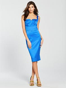 karen-millen-satin-dress
