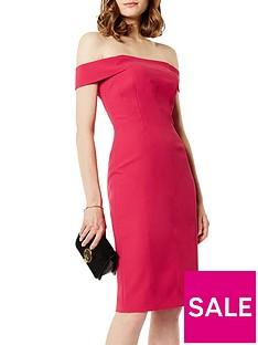 karen-millen-boned-bardot-dress