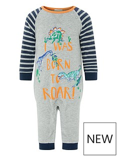 monsoon-newborn-i-was-born-to-roar-sleepsuit