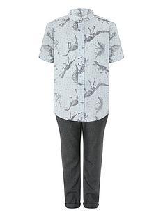 monsoon-jude-dino-shirt-and-trouser-set