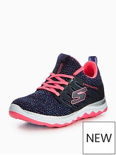 skechers-skechers-girls-diamond-runner-sparkle-sprint-trainer