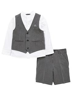 mini-v-by-very-boys-striped-3-piece-occasion-suit