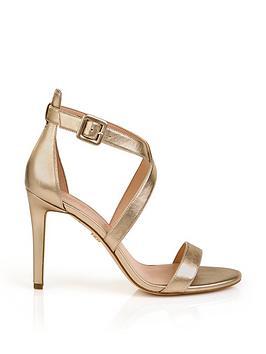 kurt-geiger-london-knightsbridge-cross-strap-heeled-sandals-gold