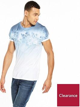 river-island-snowflake-skull-tshirt