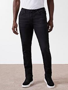 river-island-sid-skinny-jeans-washed-black