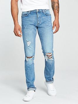 river-island-law-ripped-skinny-jean