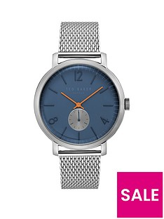 ted-baker-blue-dial-silver-mesh-bracelet-mens-watch