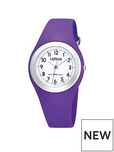 lorus-kids-purple-silicone-strap-watch