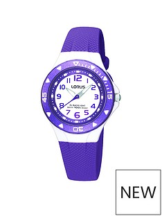 lorus-lorus-kids-purple-polyurethane-strap-watch