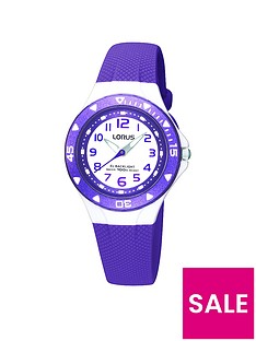 lorus-lorus-kids-purple-polyurethane-strap-watch