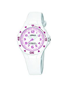 lorus-white-polyurethane-strap-girls-watch