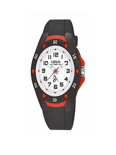 lorus-black-silicone-strap-boys-watch