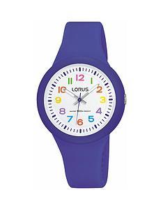 lorus-kids-blue-silicone-strap-watch