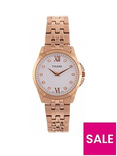 pulsar-rose-gold-plated-stainless-steel-bracelet-white-dial-ladies-watch