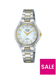 pulsar-two-tone-stainless-steel-bracelet-white-dial-solar-ladies-watch