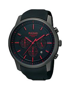 pulsar-black-ion-plated-case-punbspstrap-chronograph-dial-mens-watch