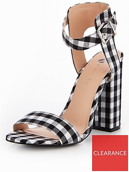 v-by-very-calais-gingham-block-heel-sandal-blackwhite