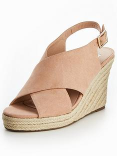 v-by-very-plums-cross-strap-wedge-sandal-blush