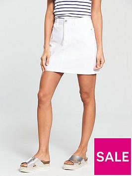v-by-very-denim-mini-skirt-whitenbsp