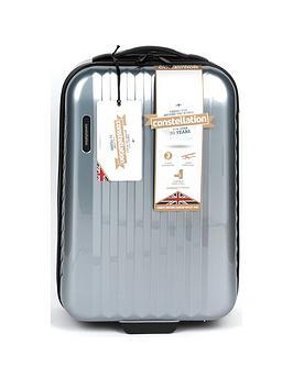 Constellation Constellation Athena Silver 2-Wheel Cabin Case
