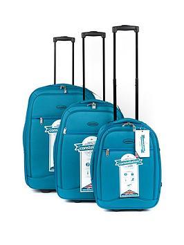 Constellation 3 Piece Luggage Set