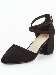 oasis-ruth-twonbsppart-block-heel-shoe-blacknbsp