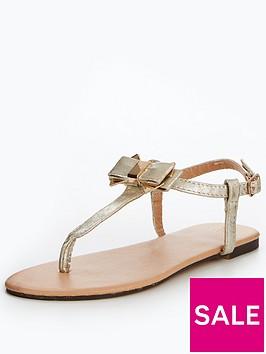 oasis-bow-toepost-flat-sandal