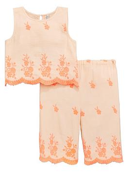mini-v-by-very-girls-fluro-embroidered-co-ord-set
