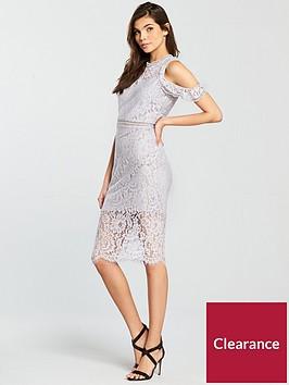 ax-paris-cold-shoulder-lace-bodycon-dress-greynbsp