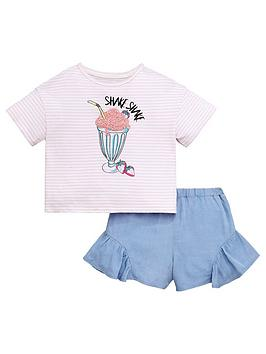 mini-v-by-very-girls-ice-cream-boxy-top-and-frill-short-set-multi