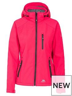 trespass-bella-ii-softshell-jacket-raspberry