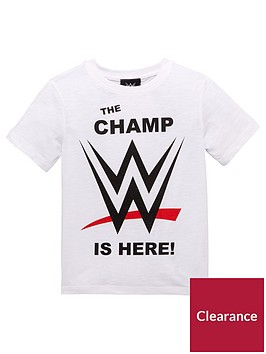 wwe-wwe-boys-the-champ-is-here-wrestling-t-shirt