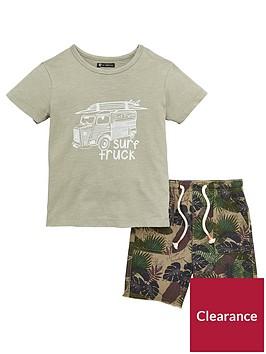 mini-v-by-very-boys-truck-t-shirt-and-short-set-green