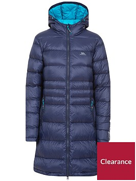 trespass-marge-long-down-jacket-navy