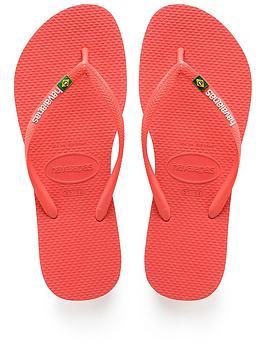 Havaianas Slim Brasil Flip Flop Sandal