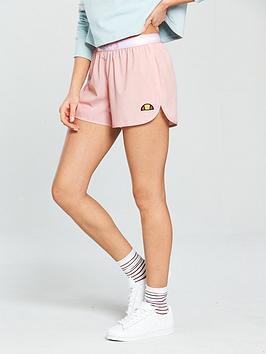 Ellesse Galli Woven Shorts - Pink