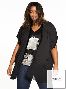 lost-ink-curve-kimono-with-pleated-hem-black