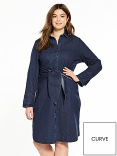 lost-ink-curve-denim-shirt-dress-with-tie-waist-dark-denim