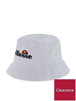 ellesse-binno-bucket-hat-whitenbsp