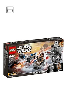 lego-star-wars-75195-ski-speedernbspvs-first-order-walkernbspmicrofighters